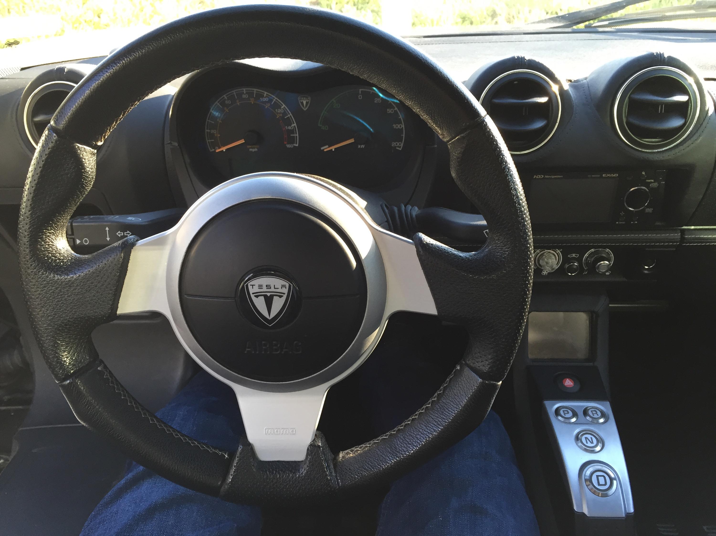 Roadster dash